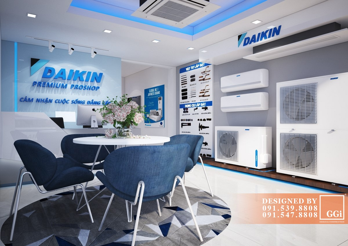 Daikin Showroom